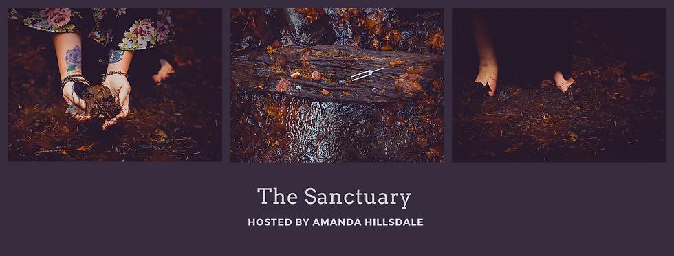 The Sanctuary Membership Amanda Hillsdale, Wild Woman Cover Photo.png