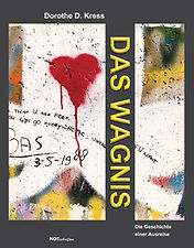 Front Cover of the book Das Wagnis