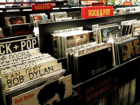 Positively Easy Street? --- Why did Bob Dylan choose to sell his Songbook Now?