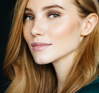 Skjønnhet i Natural Makeup