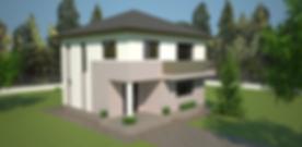Proiect Casa Parter, Suprafață 93 mp