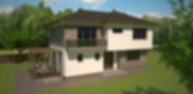 Proiect Casa Parter, Suprafaţă 113 mp