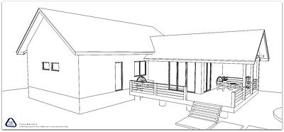Descarcă Planșa de Colorat Casa Adriana