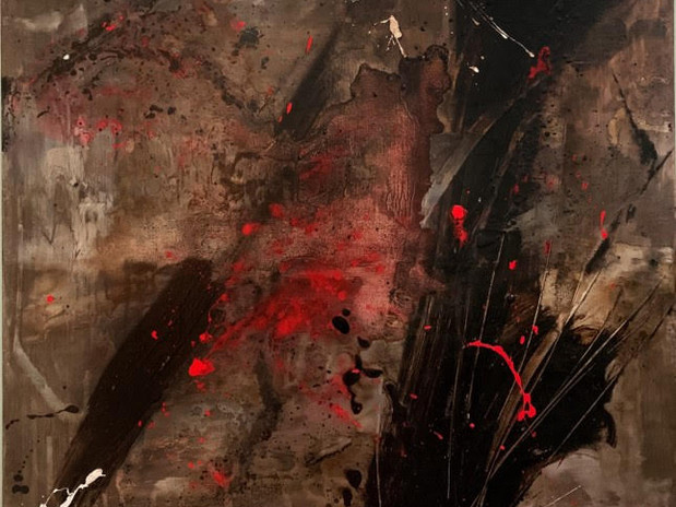 rosso bitume ilaria cutolo