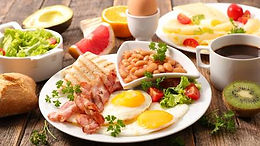 Desayuno/Once Buffet