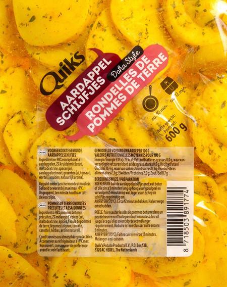 Quik's Potatoe Products
