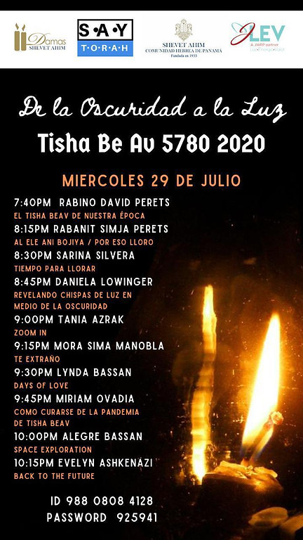 MIRCOLES EN LA NOCHE (CLAVE ZOOM 925941)