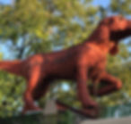 Northport red dog.jpg