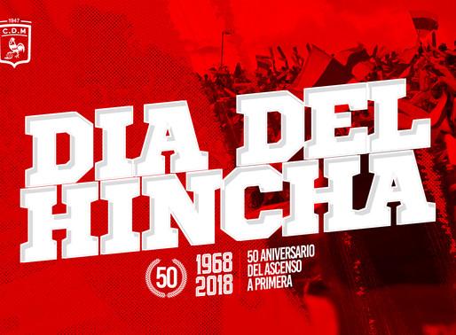DÍA DEL HINCHA