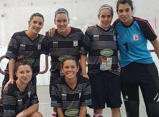 El Futsal Femenino también gritó campeón