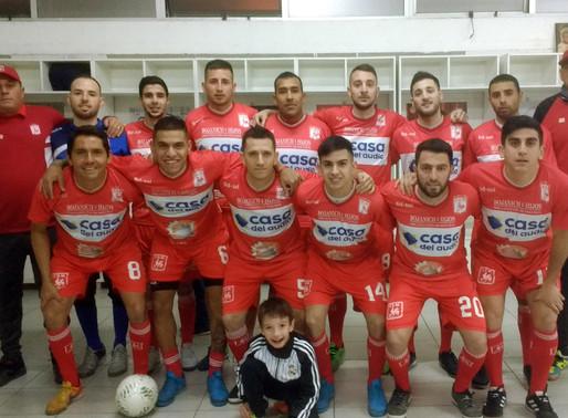 El Futsal recibió a Caballito Jrs