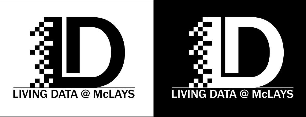 Gcreate black and white logo