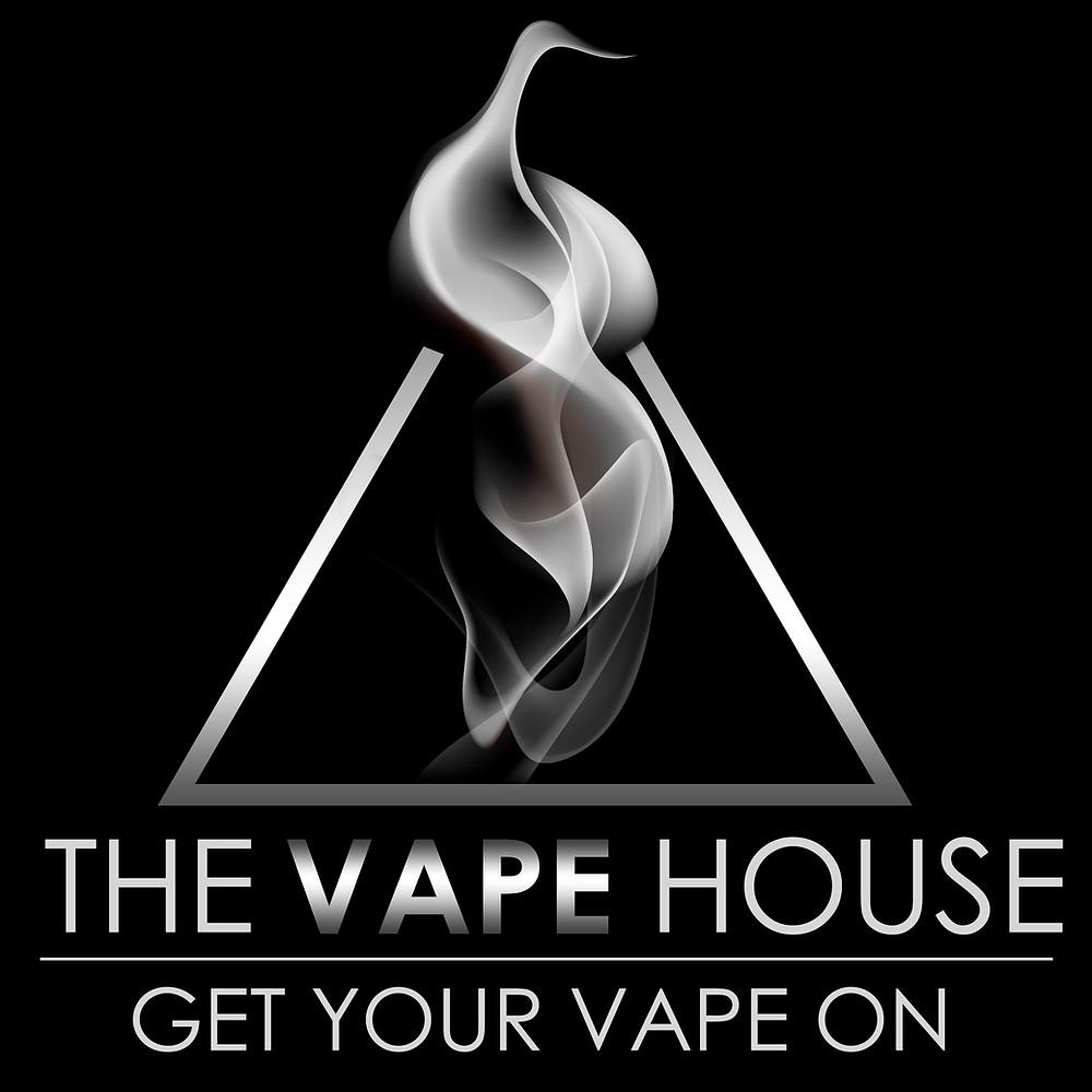 The Vape House Graphic design Caerphilly Gcreate