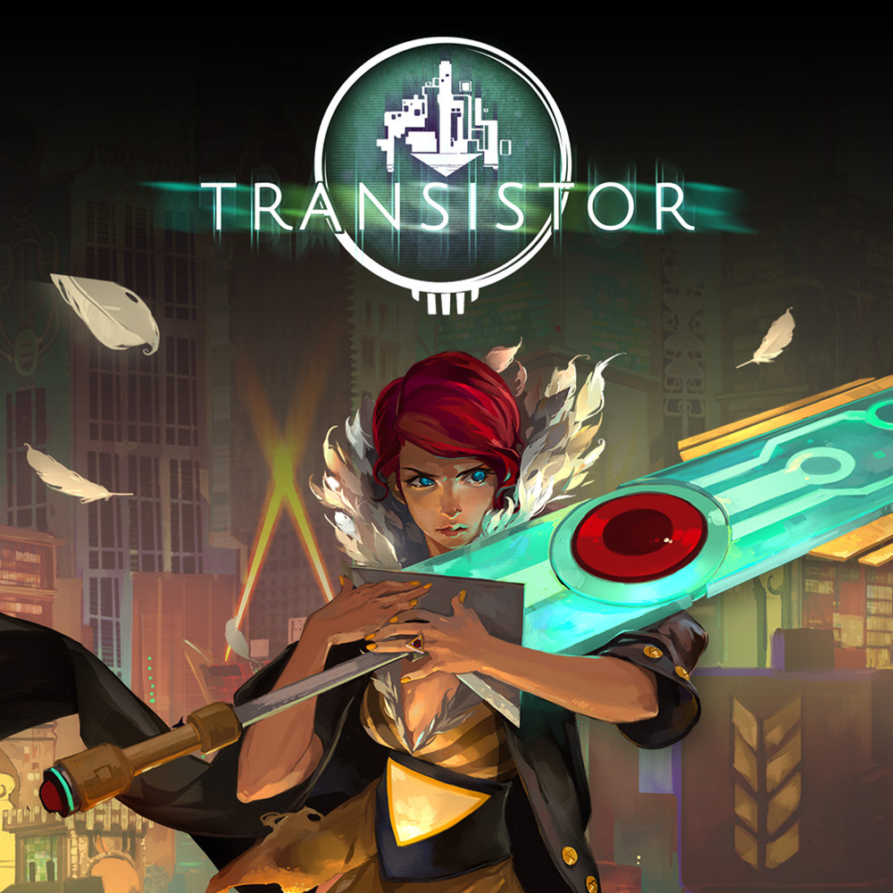 Transistor example for Gcreate local graphic designer