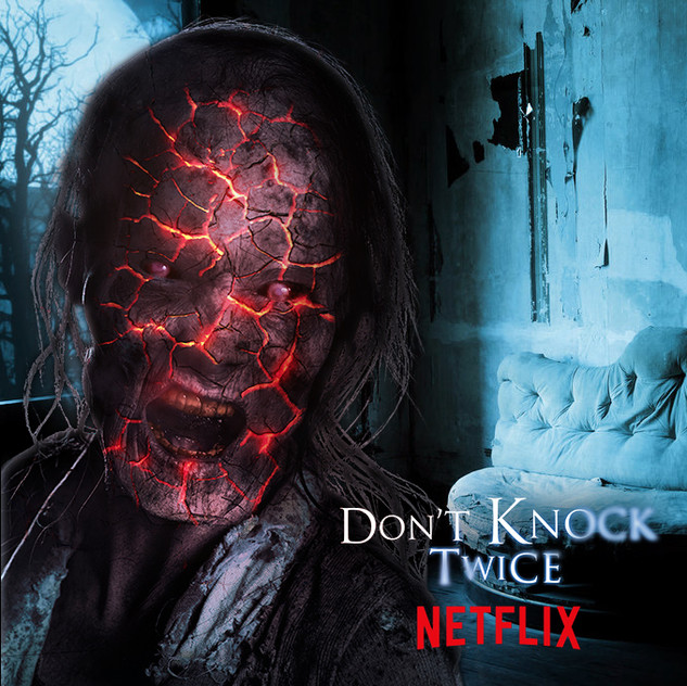 Don't Knock Twice Scare Video