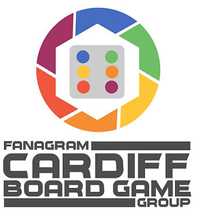 fanagram cardiff board game group logo