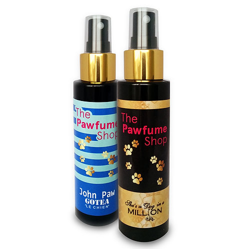 The Pawfume Shop 2 x 100ml Pawfume