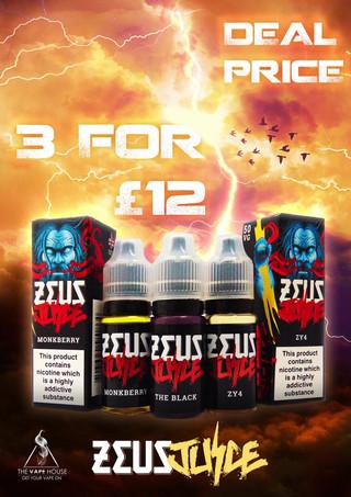 Zeus Juice Photo & Poster