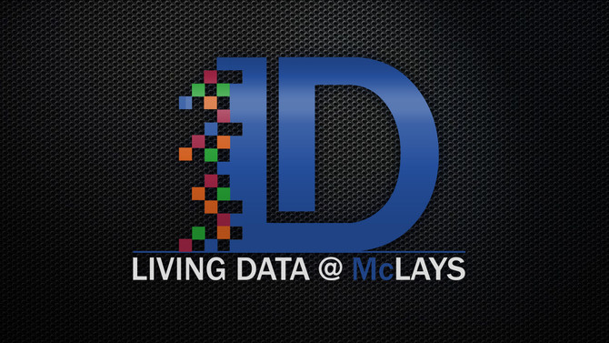 Living Data @ Mclays Logo Process