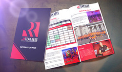 Team Rees training booklet