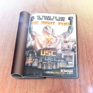 USC FUEL- Brand