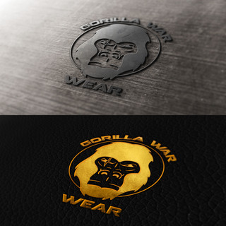 Gorilla War Wear Logo