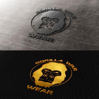 Gorilla War Wear Logo