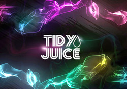 Tidy Juice Vape Range Brand Design