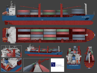 3D Model for SRT vessel Software