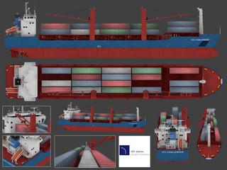 3D Model for SRT vessel Software