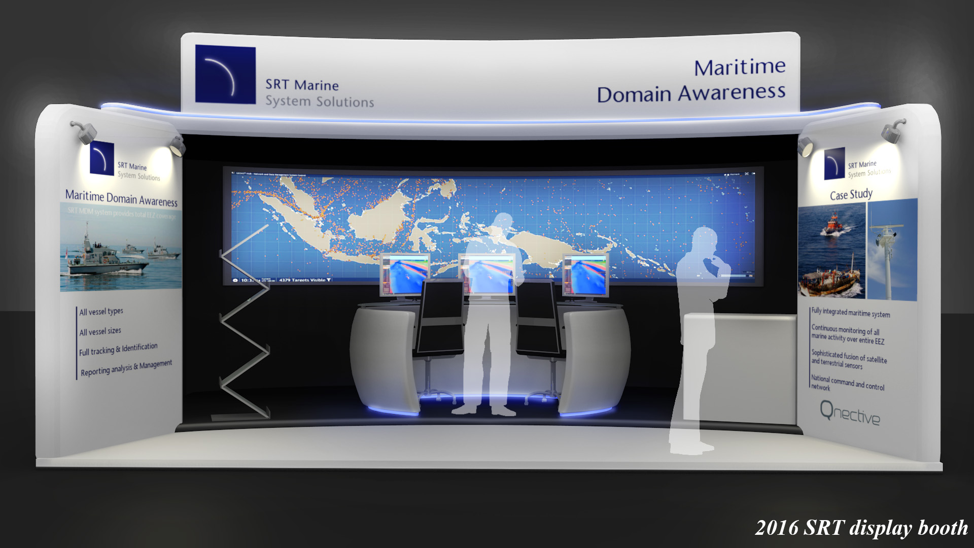 Gcreate Graphics 3D Display Booth