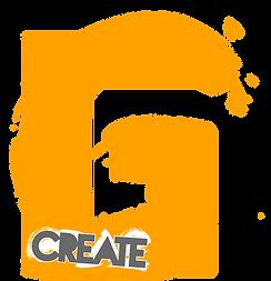 gcreate based in Cardiff / Caerphilly graphic design logo