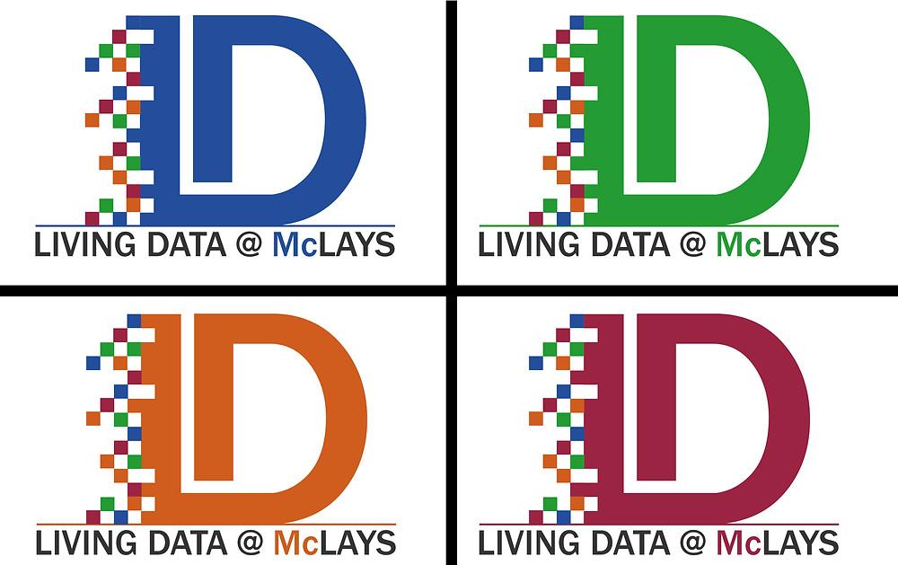Gcreate colour logo design