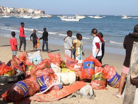 Grand nettoyage! Triste record de récolte de déchets, heureux record de participation!