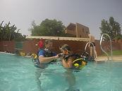 Formation PADI Dakar