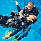 Rescue Diver Dakar