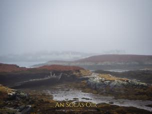 Lochboisdale in the mist