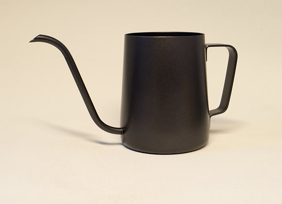 Goose necked kettle