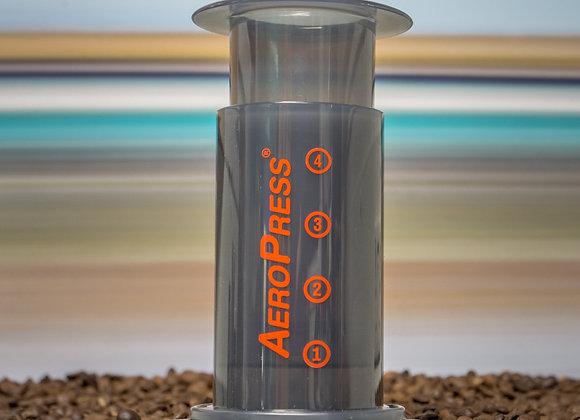 Aeropress Coffee Maker + 350 free filters (Latest Model)