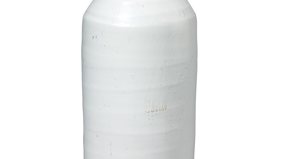 DIMPLE CARAFE-White