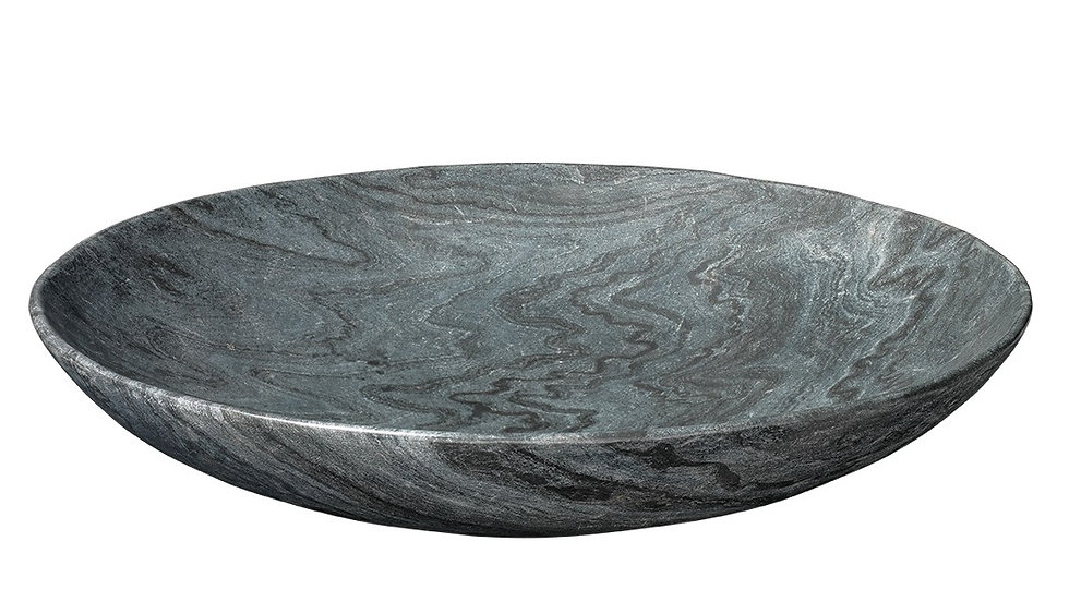 "Extra Large Marble Bowl 24""D"