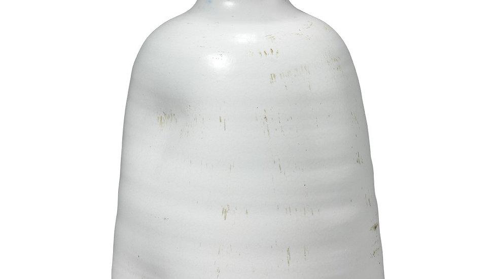 DIMPLE VASE-White