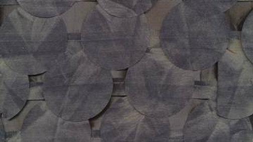 Mermaid Silver Fabric by the Yard