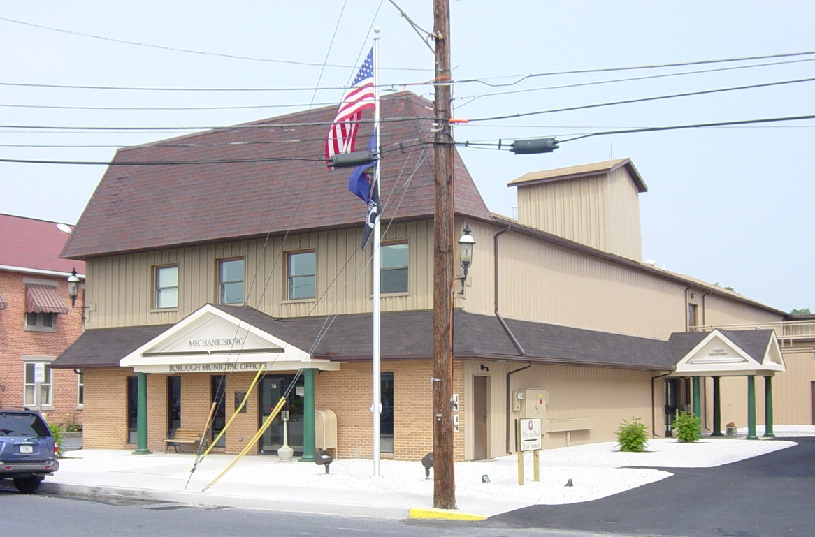 Borough of Mechanicsburg Offices