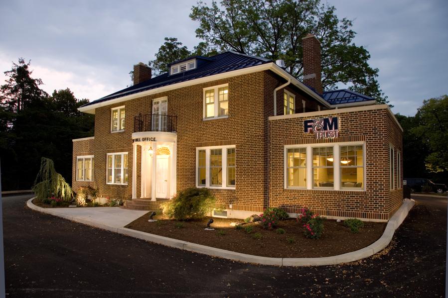 F&M Trust - Camp Hill: Twilight