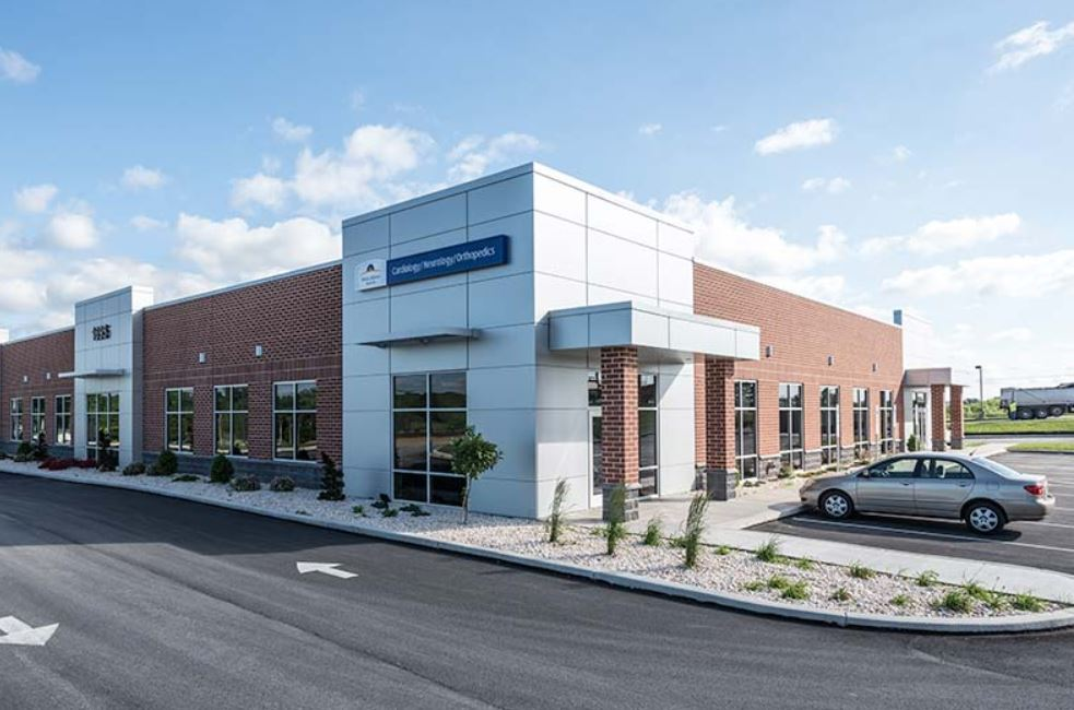Medical Office Building-York