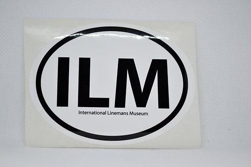 ILM Sticker