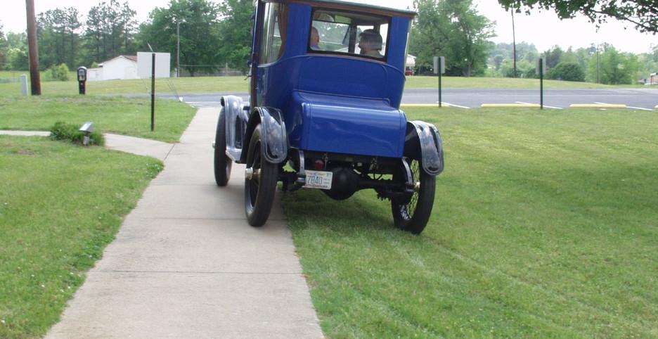 1918 Electric Duke Car