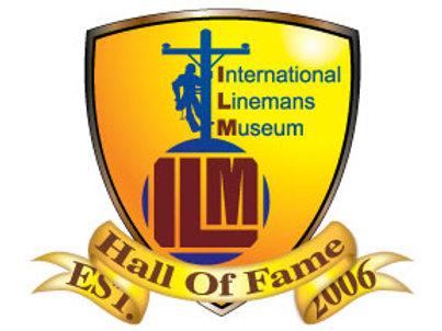 International Lineman Museum Magnet