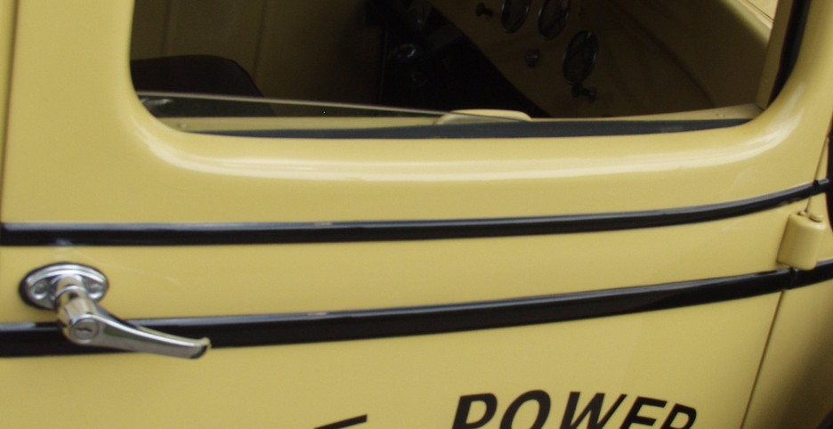 1935 Chevy Duke Truck